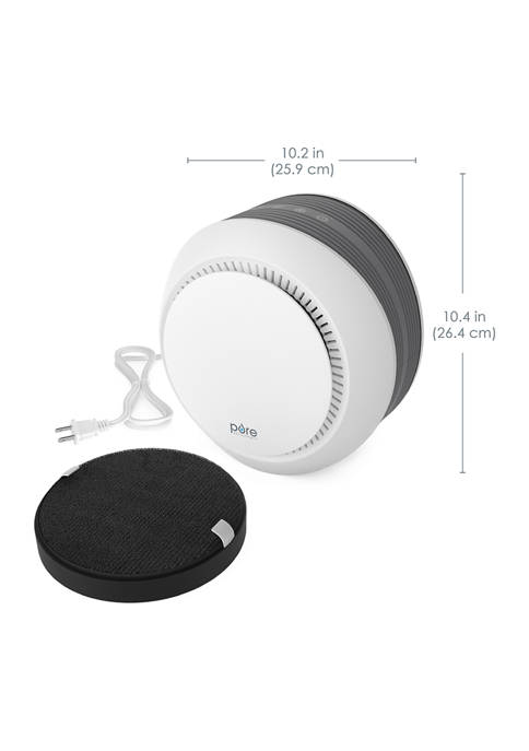 PureZone Halo 2-in-1 Air Purifier
