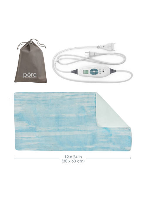 Pure Enrichment PureRelief Luxe Micromini Electric Heating Pad