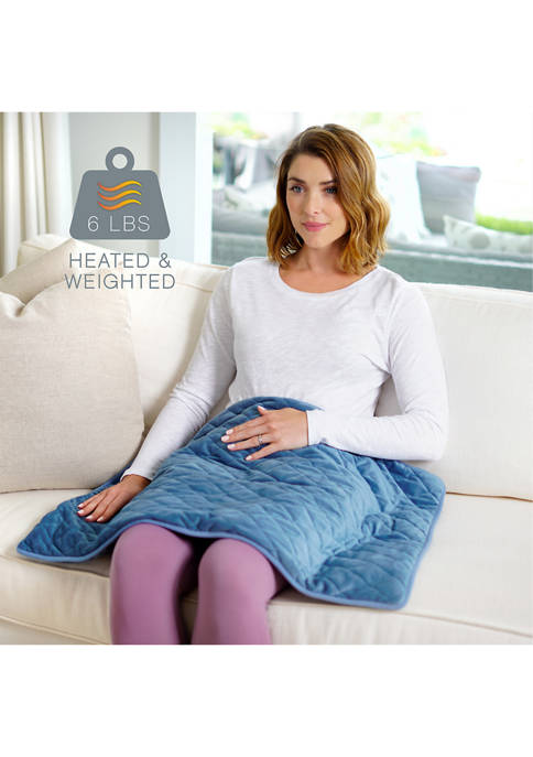 Weighted Warmth 2-in-1 Weighted Body Pad with Warmer