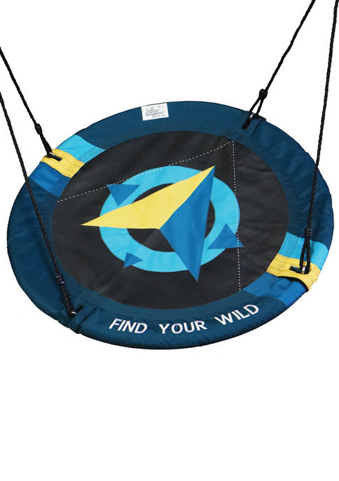 M&M Sales Enterprises Adventure Find Your Wild Swing