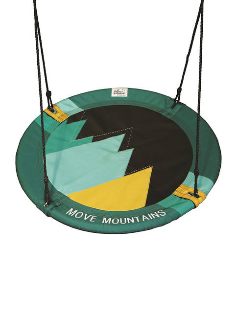 Adventure Move Mountains Swing