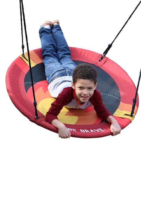 M&M Sales Enterprises Adventure Be Brave Swing