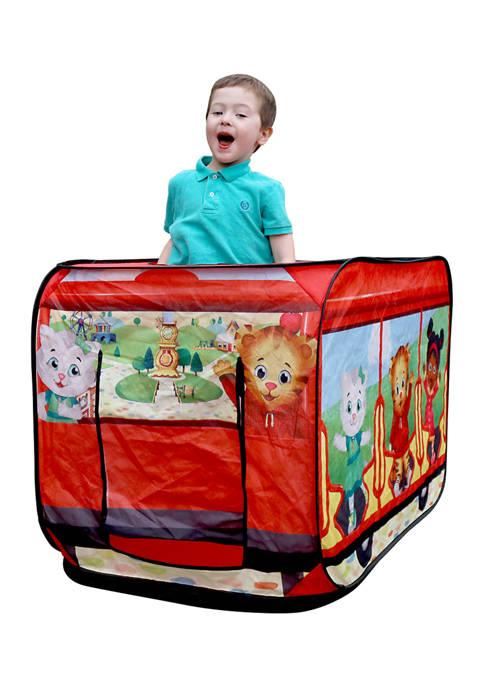 M&M Sales Enterprises Daniel Tigers Neighborhood Trolley Pop