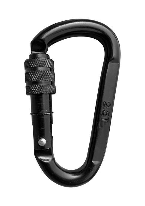 M&M Sales Enterprises Cast Steel Locking Carabiner Swing
