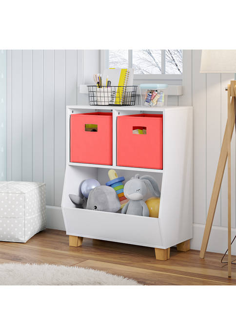 RiverRidge Home Kids Catch-All Multi-Cubby 24 Inch Toy