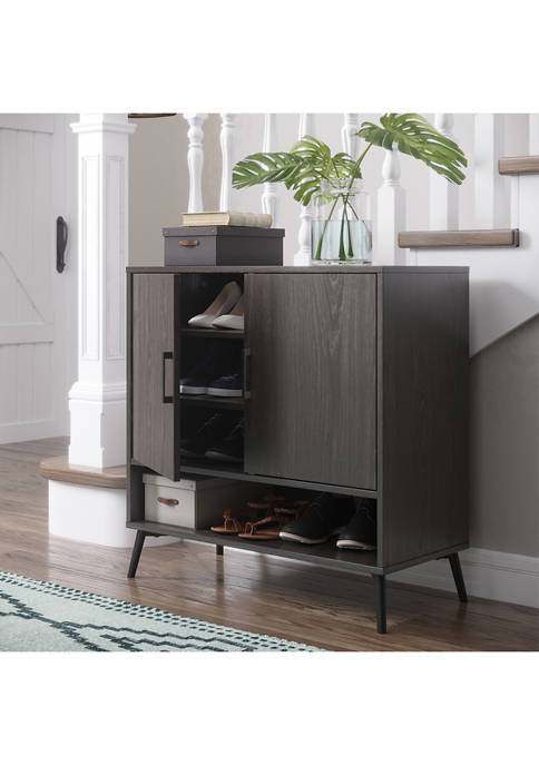 Woodbury Shoe Cabinet