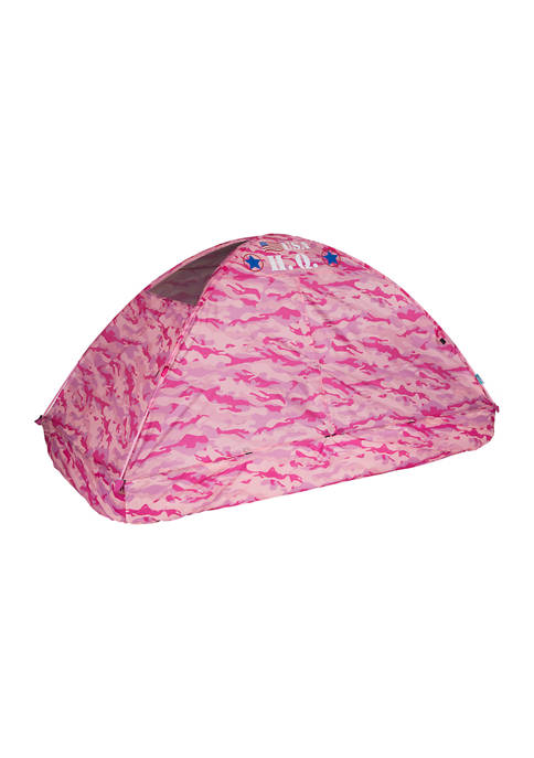 DS PACIFIC PLAY TENTS Pink Camo Bed Tent