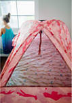Pink Camo Bed Tent - Twin Size