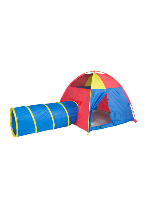 Hide Me Tent and Tunnel Combo