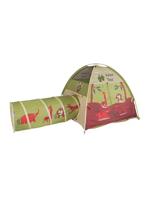 DS PACIFIC PLAY TENTS Jungle Safari Tent and
