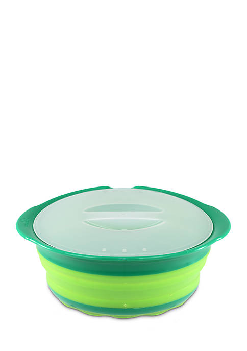 5-Cup Collapsible Microwave Steamer