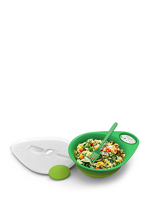 Squish™ 5 Piece Collapsible Salad Set