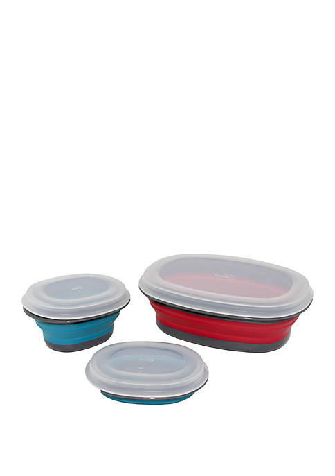 Set of 3 Storage Containers