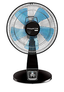 12-in. Silent Electronic Table Fan