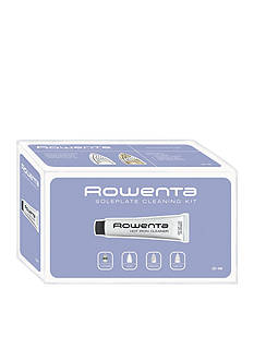 Rowenta® Iron Soleplate Cleaning Kit