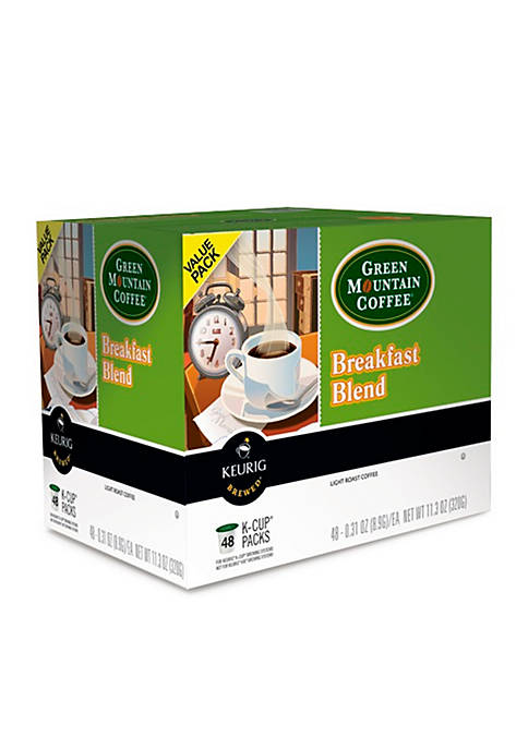 Keurig® Green Mountain Breakfast Blend K-Cup Pack 48