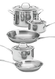 Calphalon® Tri-Ply Stainless Steel 8-Piece Set