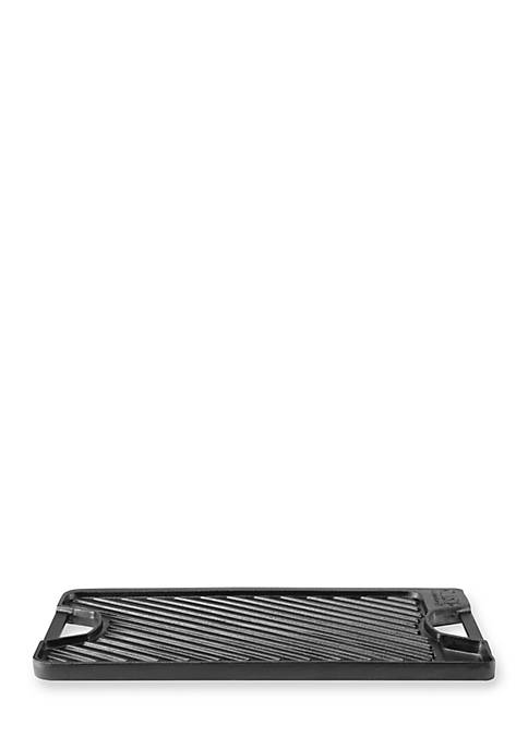 Calphalon® Pre-seasoned Cast Iron Reversible Grill/Griddle