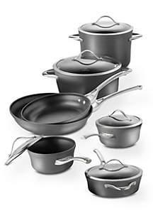 Calphalon® Contemporary Nonstick Aluminum 12-Piece Cookware Set