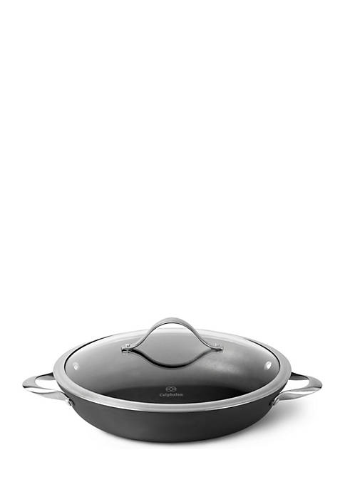 Contemporary Nonstick 12-in. Everyday Pan