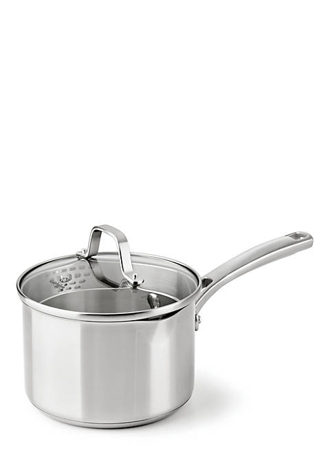 Calphalon® Classic Stainless Steel 2.5-Quart Sauce Pan with