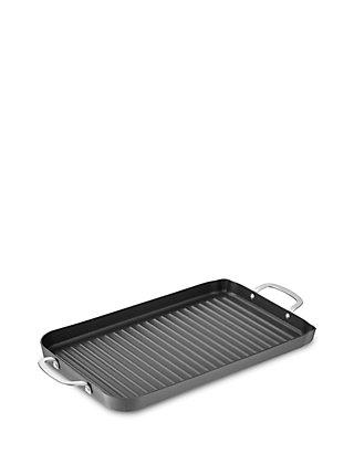 Calphalon Clic Hard Anodized Nonstick Double Grill