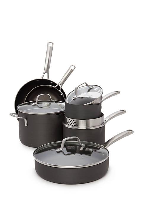 Calphalon® Classic Nonstick 10-Piece Cookware Set