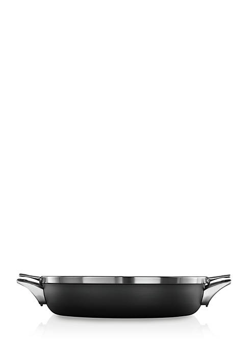 Calphalon® Premier Space Saving Hard Anodized Nonstick 12-in.