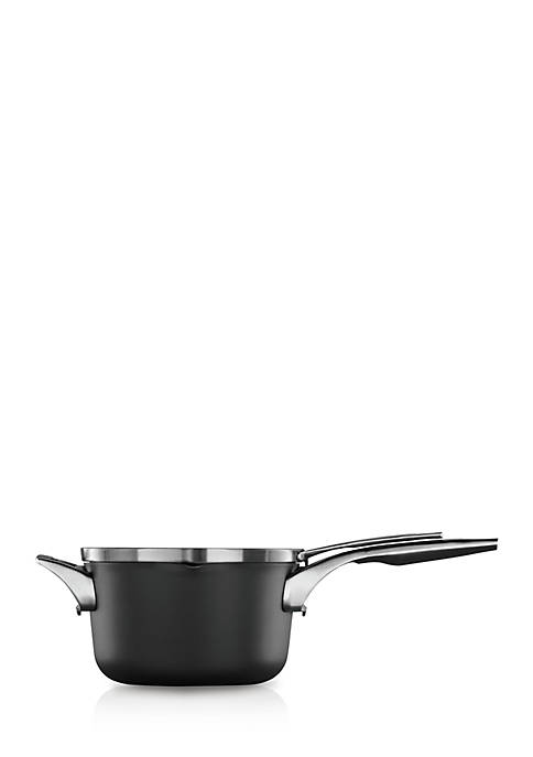 Calphalon® Premier Space Saving Hard Anodized Nonstick 3.5