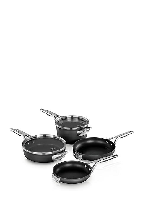 Calphalon® Premier Space Saving Hard Anodized Nonstick 6-Piece
