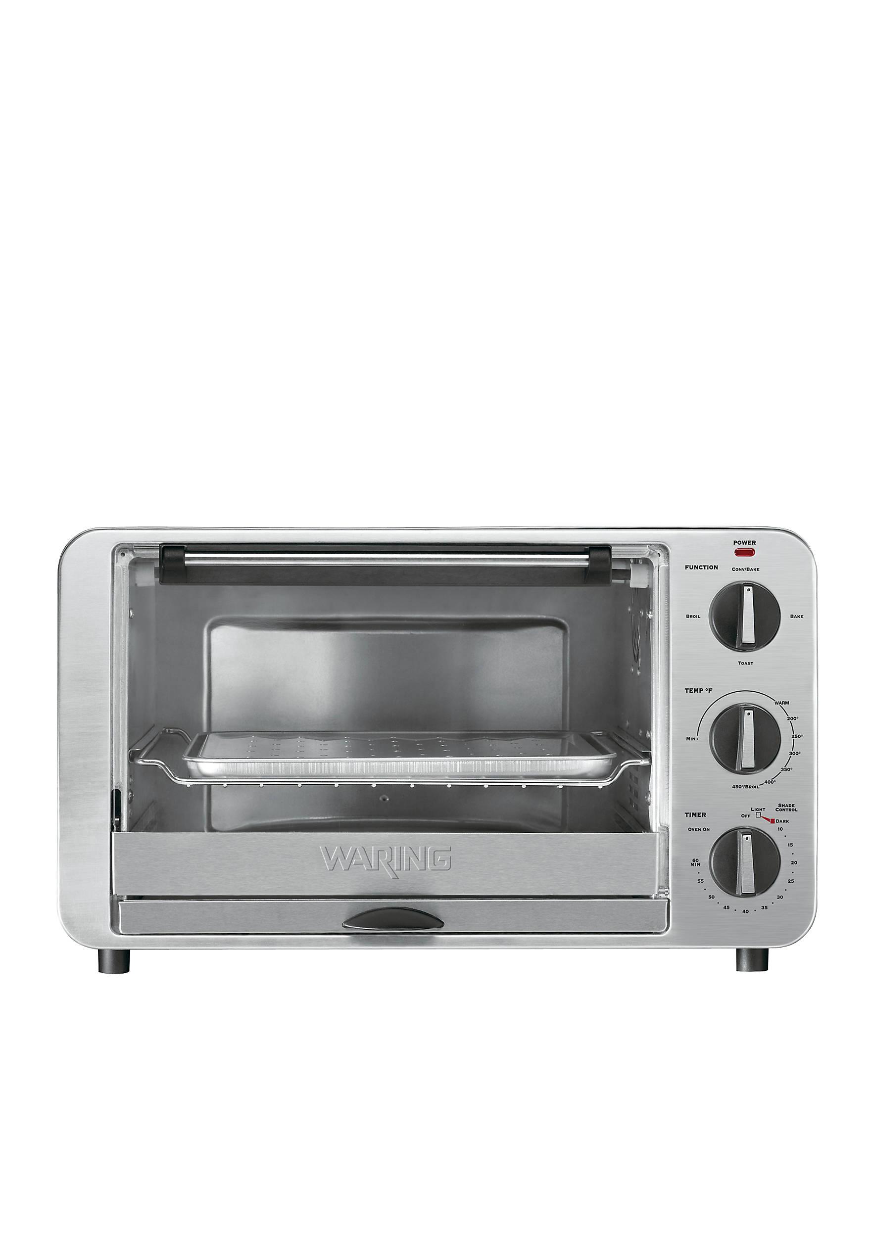 tv video waring commercial oven toaster webstaurantstore