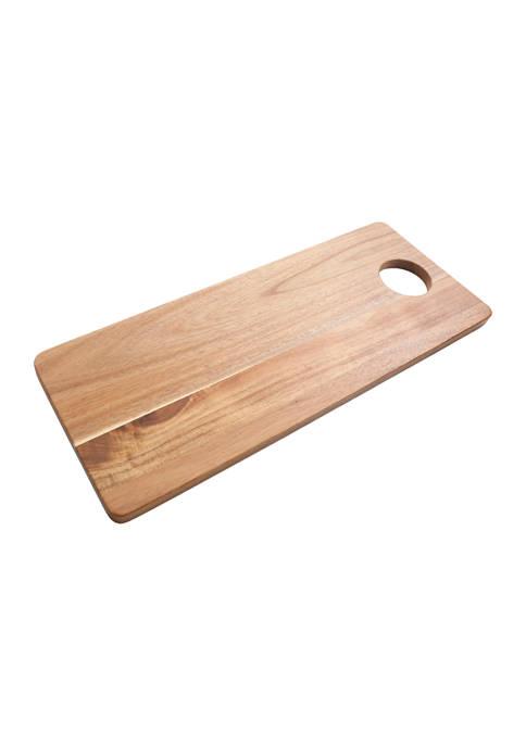 Gibson Rectangle Wood Cutting Board