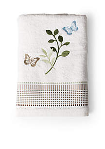 Fluttering Bath Towel Collection