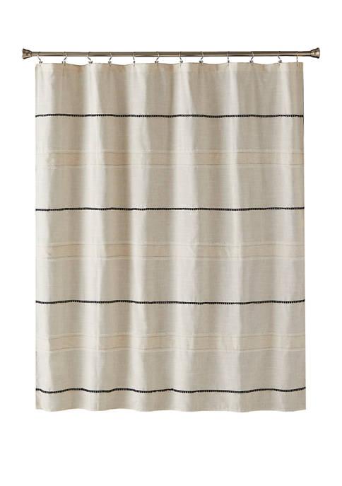 Frayser Shower Curtain