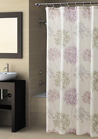 Croscill Dandelion Shower Curtain