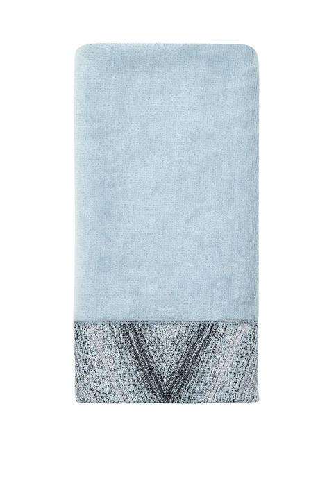 Croscill Echo Tip Towel