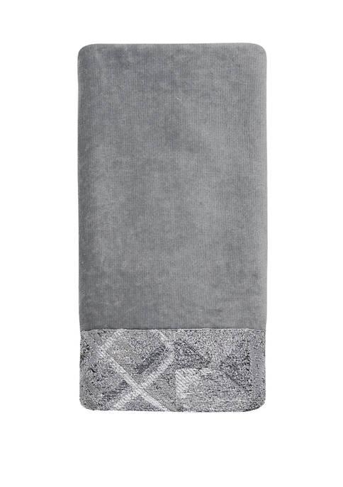 Croscill Sloan Tip Towel