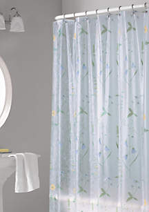 Excell Poppies Shower Curtain