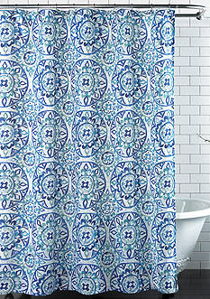 Excell Luna Shower Curtain