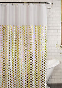Excell Goldie Shower Curtain