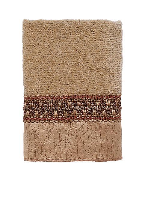 Braided Cuff Granite Washcloth
