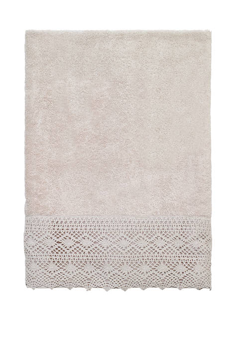 Avanti Crochet Sheffield Bath Towel