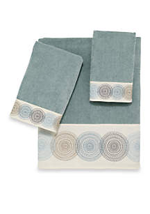Mila Bath Towel Collection