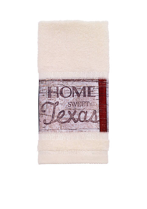 Avanti Home Sweet Texas Towel