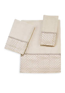 Interlace Bath Towel Collection