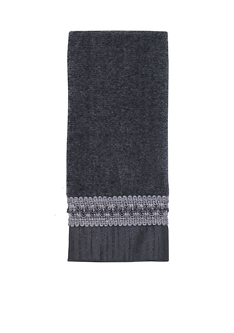 Avanti Braided Cuff Rattan Fingertip Towel