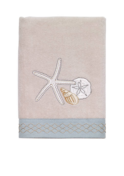 Avanti Sea Glass Hand Towel