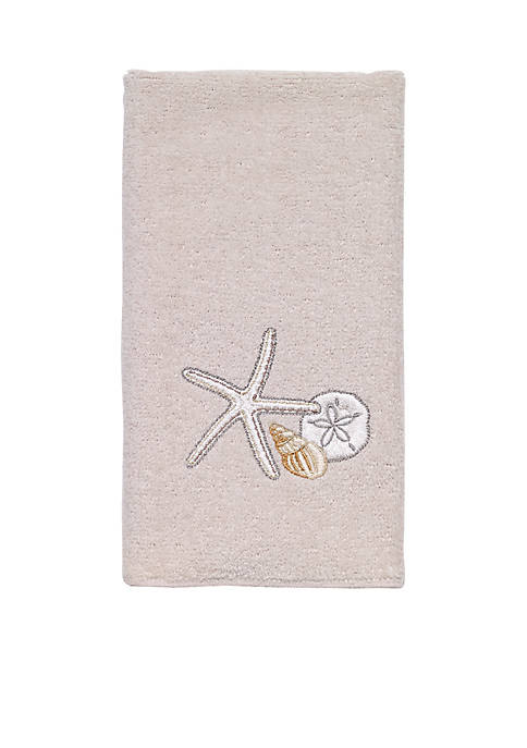 Sea Glass Fingertip Towel