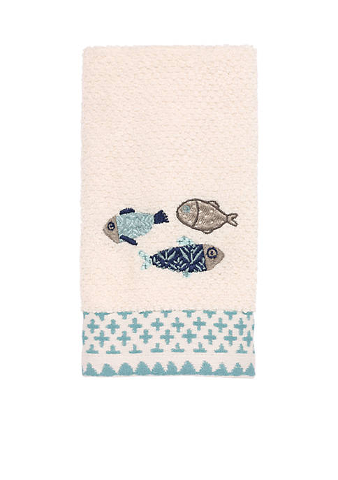 Lake Life Fingertip Towel