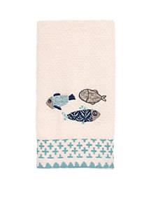 Lake Life Fingertip Towel